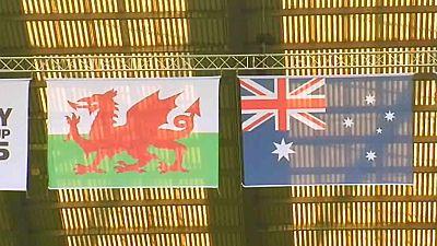 Rugby CdM: Australia e Galles si giocano il primo posto