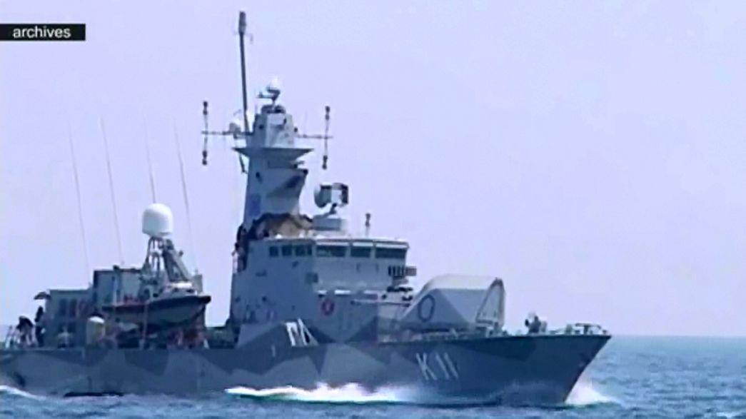 EU to seize smugglers' boats near Libya