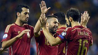 Euro 2016: Spagna e Svizzera volano in Francia