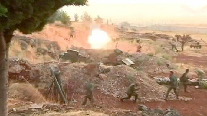 Washington suspend la formation des rebelles modérés en Syrie