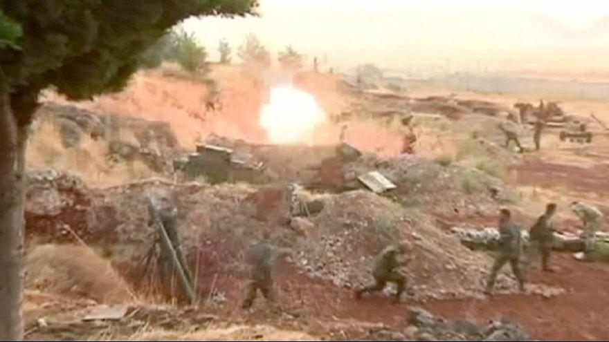 Estados Unidos suspende su plan de entrenamiento de rebeldes contra el Estado Islámico