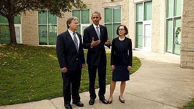 """Obama pede """"união"""" contra a violência com armas de fogo em dia de mais dois tiroteios nos Estados Unidos"""