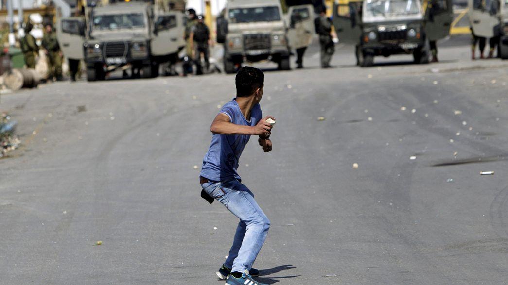 Espiral de violência estende-se à Faixa de Gaza