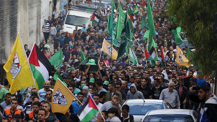 More stabbings and shootings as Palestinian-Israeli violence escalates