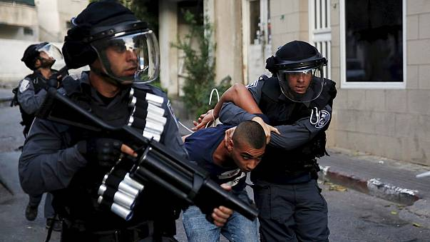 Erőszakhullám söpört végig Izraelen szombaton