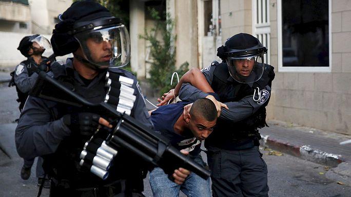 İsrail askerleri 5 Filistinli genci öldürdü