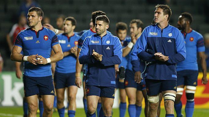 Rögbi-vb: ír–francia csoportdöntő