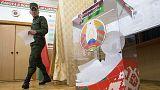 Bielorrusia celebra unas elecciones cruciales para el 'deshielo' con la UE