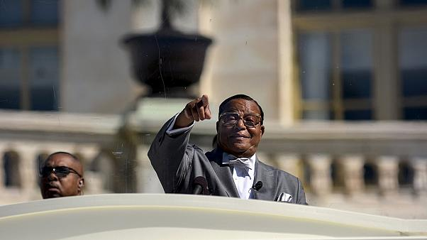 "Louis Farrakhan è tornato a Washington per il ventennale della ""Million Men March"""