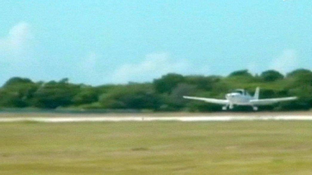 Primeros vuelos privados de Estados Unidos que aterrizan en Cuba
