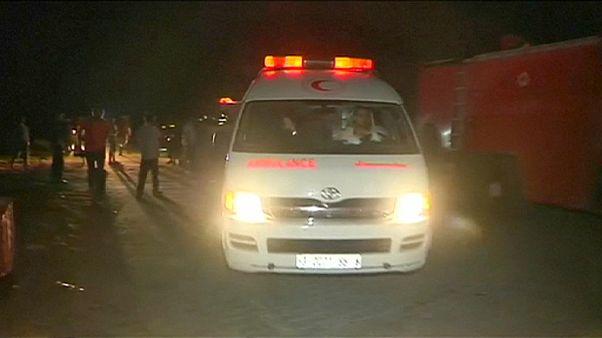 La bande de Gaza également prise dans l'escalade de la violence