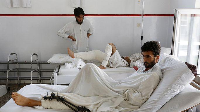 Kártérítést fizet Amerika a kunduzi kórház bombázásáért