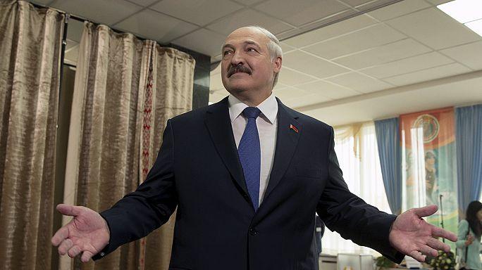Lukasenko ötödször