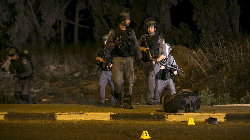 Israel/Palestina: Um sábado violento