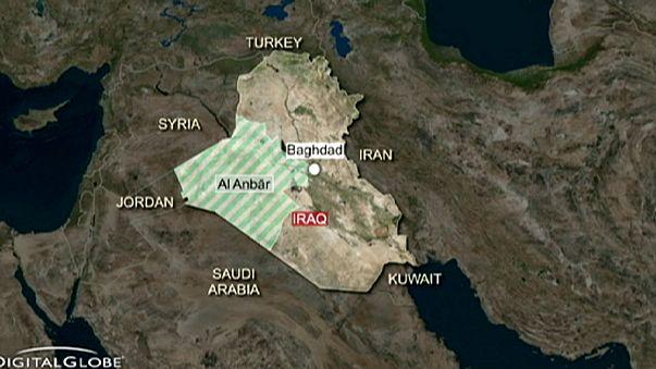Irak jetleri IŞİD lideri el-Bağdadi'nin konvoyunu vurdu