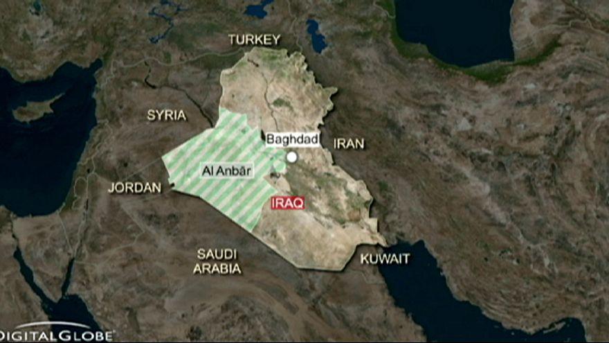 ВВС Ирака чуть было не убили аль-Багдади