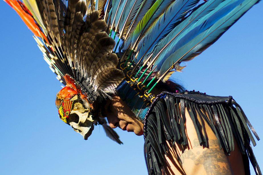 Les Indiens d'Amérique du Nord à l'honneur