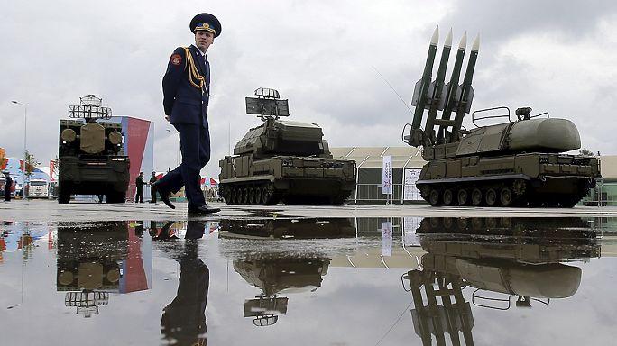 شركات الطيران تتخوف من الصواريخ الروسية القادمة من بحر قزوين