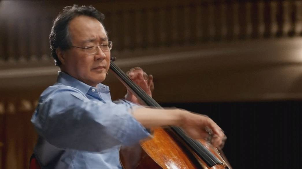 Yo-Yo Ma celebrates life - and 60 - with a new album
