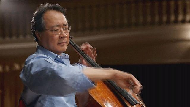 El arco de la vida del violonchelista Yo-Yo Ma