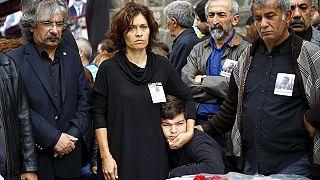 Ankarai merénylet: 97-en haltak meg - a török kormány szerint az Iszlám Állam a felelős