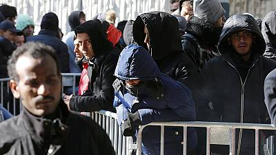 Transitzonen: Berlins neue Idee zur Bewältigung des Flüchtlingsansturms