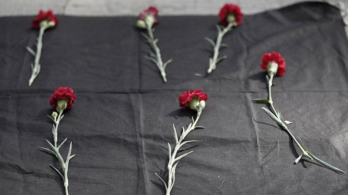 Az ankarai terrortámadás áldozatainak fényképei