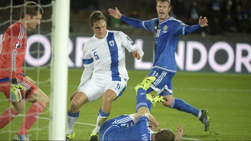 ¿Qué equipos disputarán por primera vez la Eurocopa?