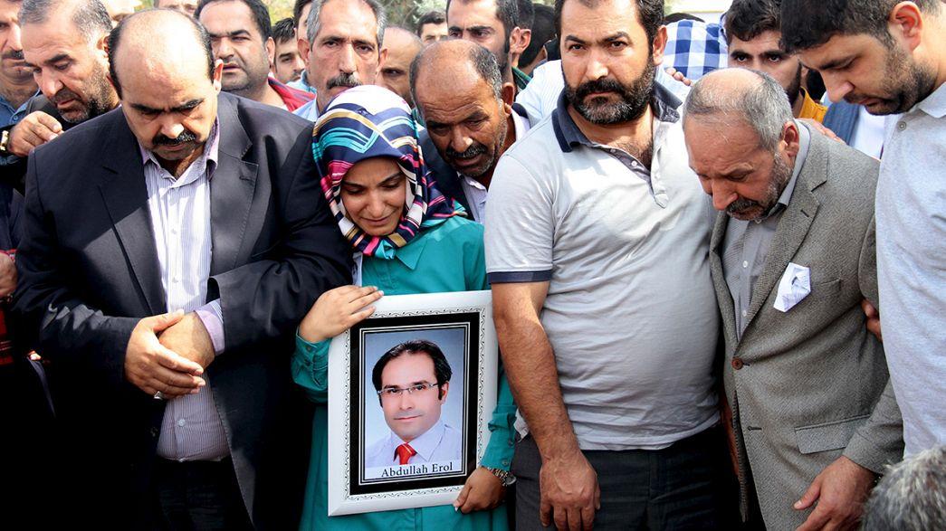 El grupo Estado Islámico es el principal sospechoso de la masacre de Ankara