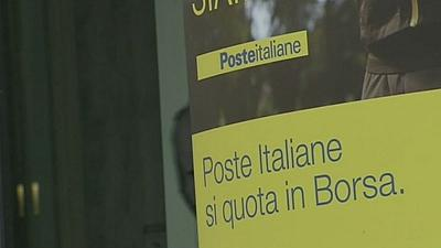 Partial sale of Poste Italiene is 'biggest privatisation in a decade'