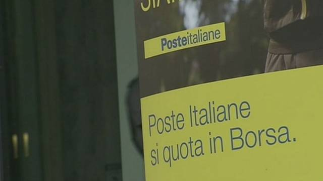 Италия продает почтовую службу