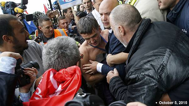 Air-France-Angriff: Sechs Tatverdächtige verhaftet