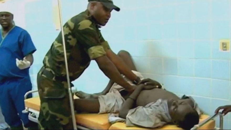 Primeiras imagens do atentado do Boko Haram nos Camarões