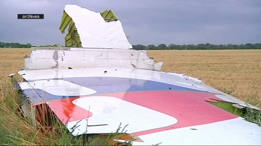 Vol MH17 : un rapport d'experts pour lever le mystère du crash