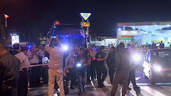 Cuatro apuñalamientos en Jerusalen, tres atacantes palestinos muertos