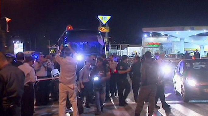 إستمرار حوادث الطعن في القدس و تأجج المواجهة في الضفة الغربية