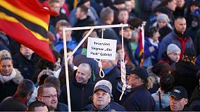 Germany: PEGIDA slams Merkel over refugee influx