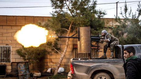 Syrian Kurds accused of 'war crimes' – Amnesty International