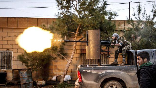 'PYD ve YPG Suriye'nin kuzeyinde savaş suçu işledi'