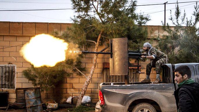 Amnesty International обвинила ополченцев-курдов в этнических чистках в Сирии