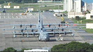 خلاف حول نقل قاعدة أوكيناوا الأمريكية في اليابان
