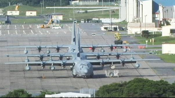 Japanese tug-of-war over the fate of Okinawa US air base