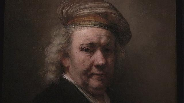 """Селфи"" 17-го века на выставке в музее Маурицхёйс"