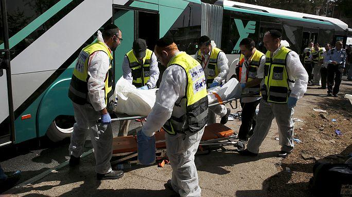 Израиль: серия нападений со стороны палестинцев