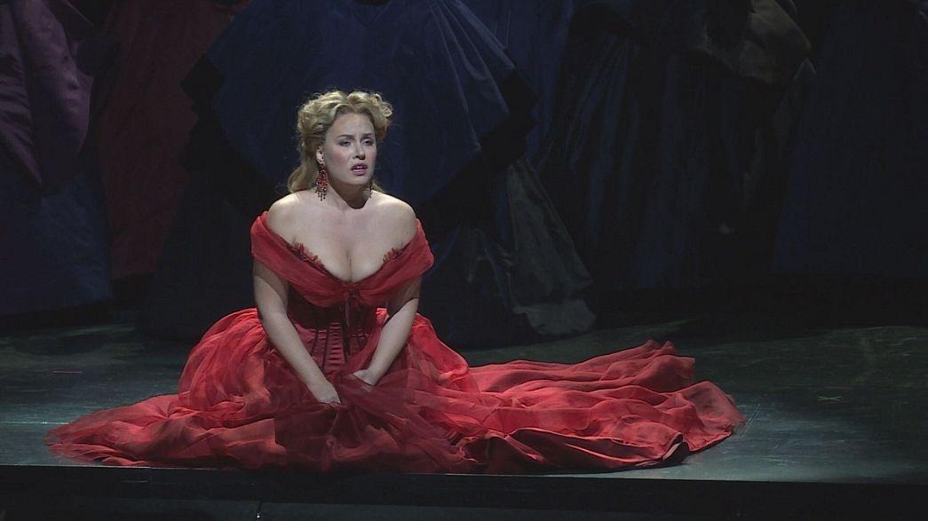 """""""Tatsächlich können mich Gefühle fast umbringen"""" - Sonya Yoncheva als Desdemona in Verdis """"Otello"""""""