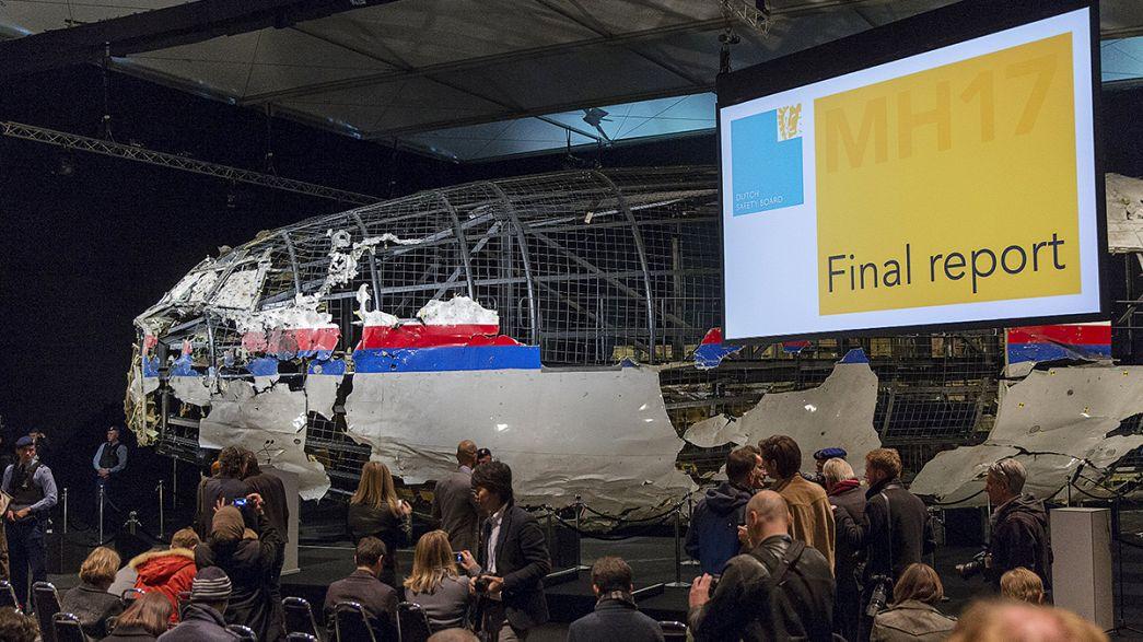 MH17: Inquérito afirma que míssil russo abateu avião da Malaysia Airlines