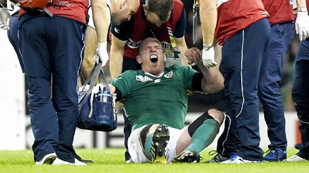 Injured Ireland skipper O'Connell retires from international rugby