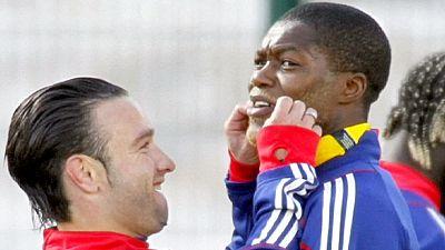 Cissé, Valbuena y el chantaje emocional en el fútbol francés