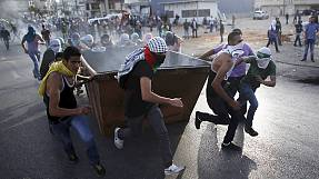 Palestinian 'knife rebellion' in Israeli-occupied West Bank
