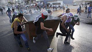 Escalada da violência entre israelitas e palestinianos